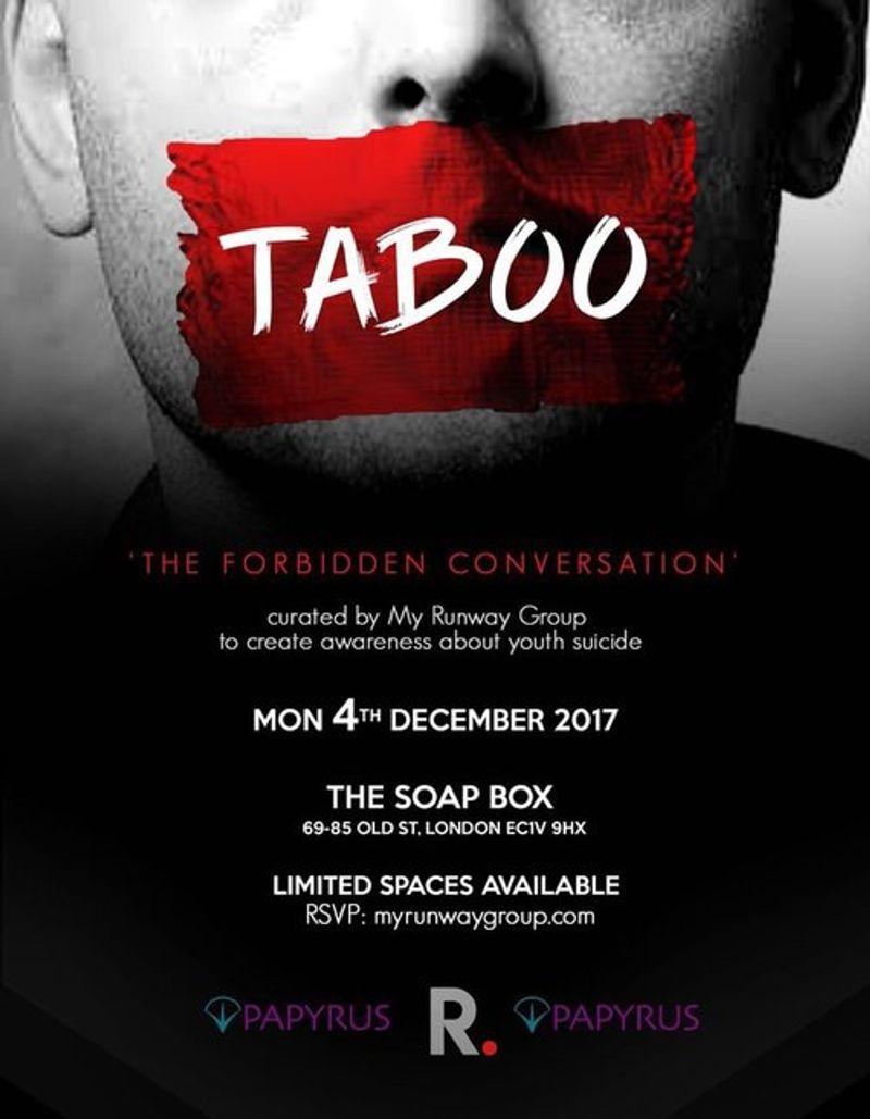 TABOO | The Forbidden Conversation