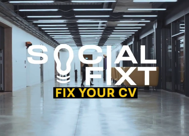 SocialFIXT presents Fix Your CV | The Recap