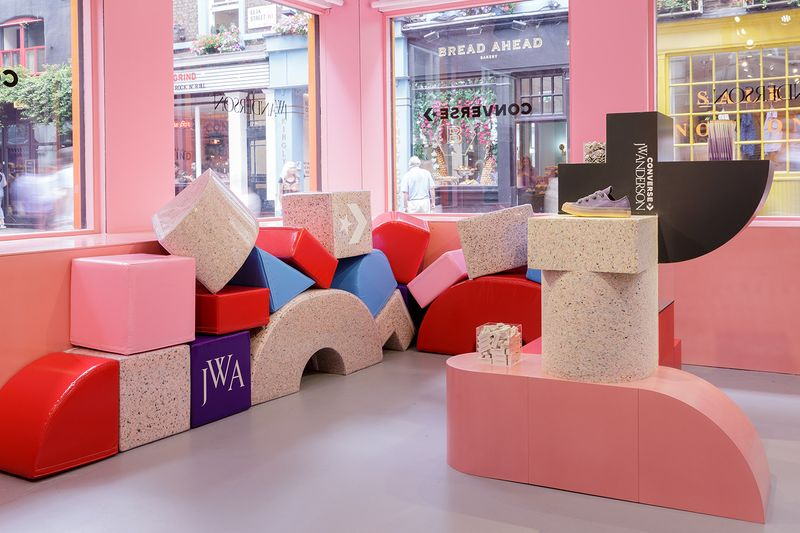 Converse x JW Anderson – Toy Gallery