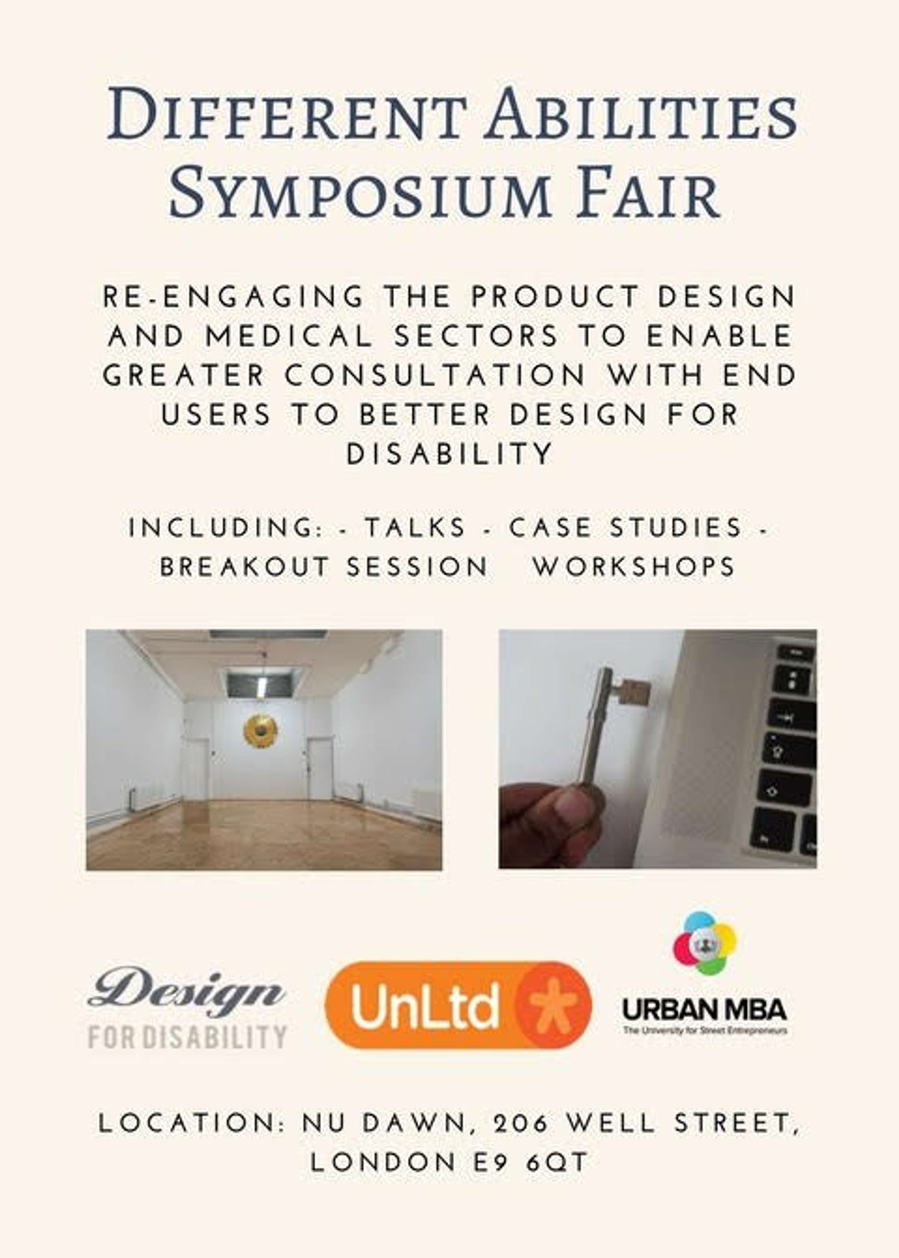 Different abilities Symposium | The Dots