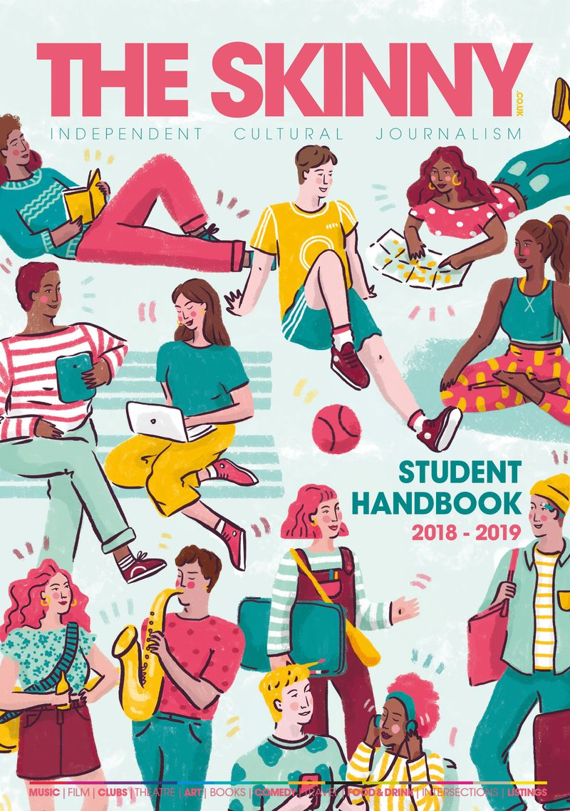 The Skinny Student Handbook 2018