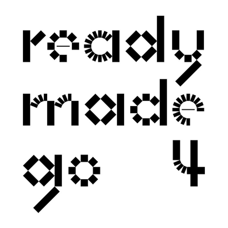 Ready Made Go 4 for London Design Festival
