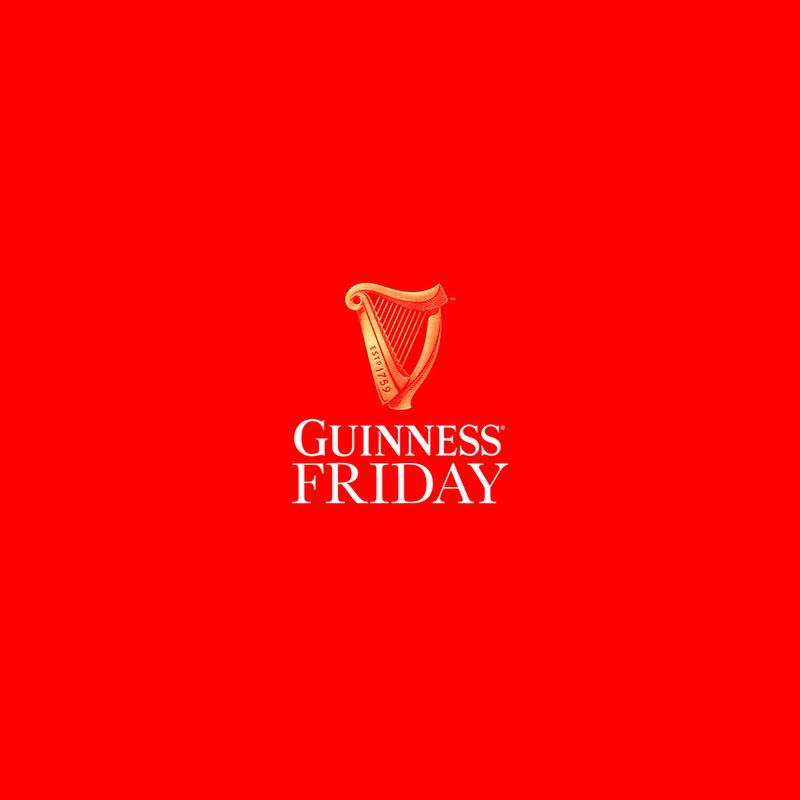 Black Friday — Guinness