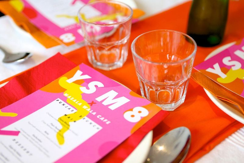 Food stories and family values: why I started YSM8 supper club