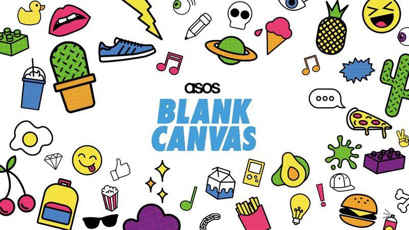 ASOS Blank Canvas
