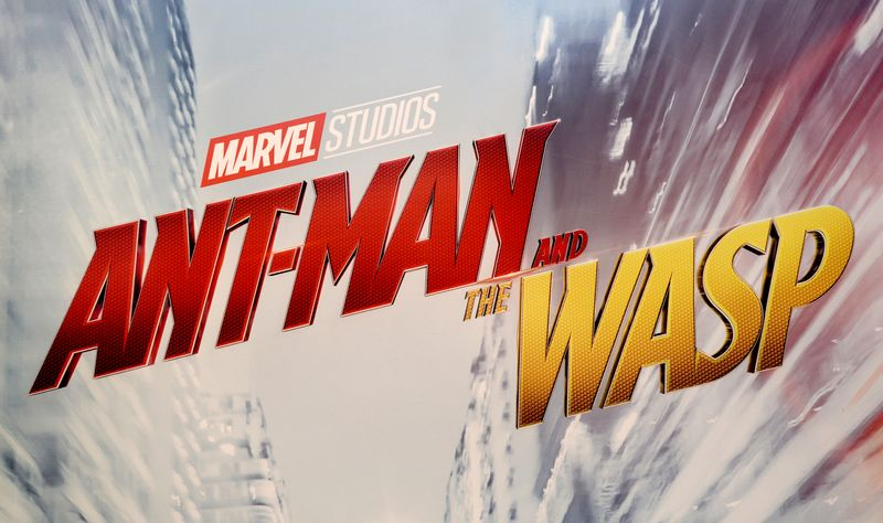 Ant-Man and the Wasp theatrical release experience