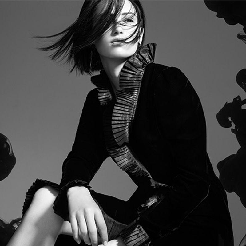 Rhapsody in Black – Photography Frederik Heyman