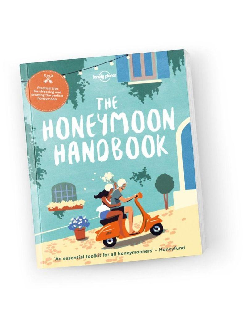 Co-writing the Lonely Planet honeymoon handbook