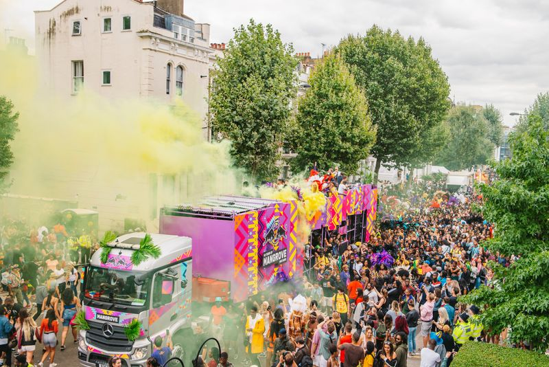 Red Bull Music x Mangrove at Notting Hill Carnival