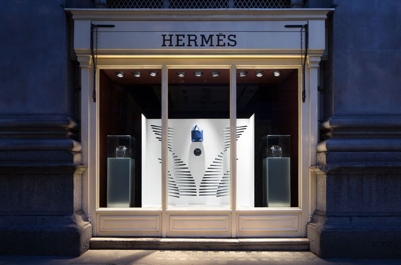 Hermes — In Time FW 16