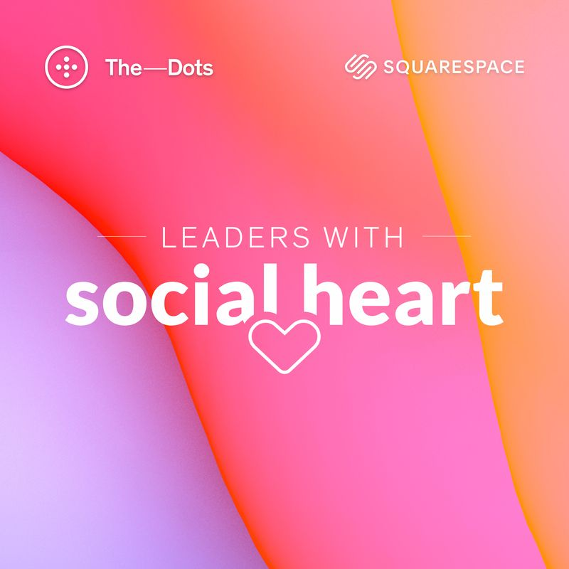 Leaders with social heart: 100 creative changemakers