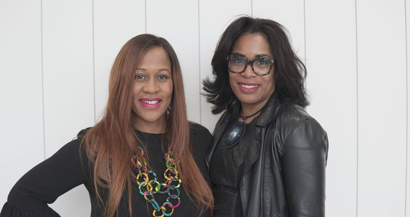 Karen Blackett in conversation with Nadja Bellan-White