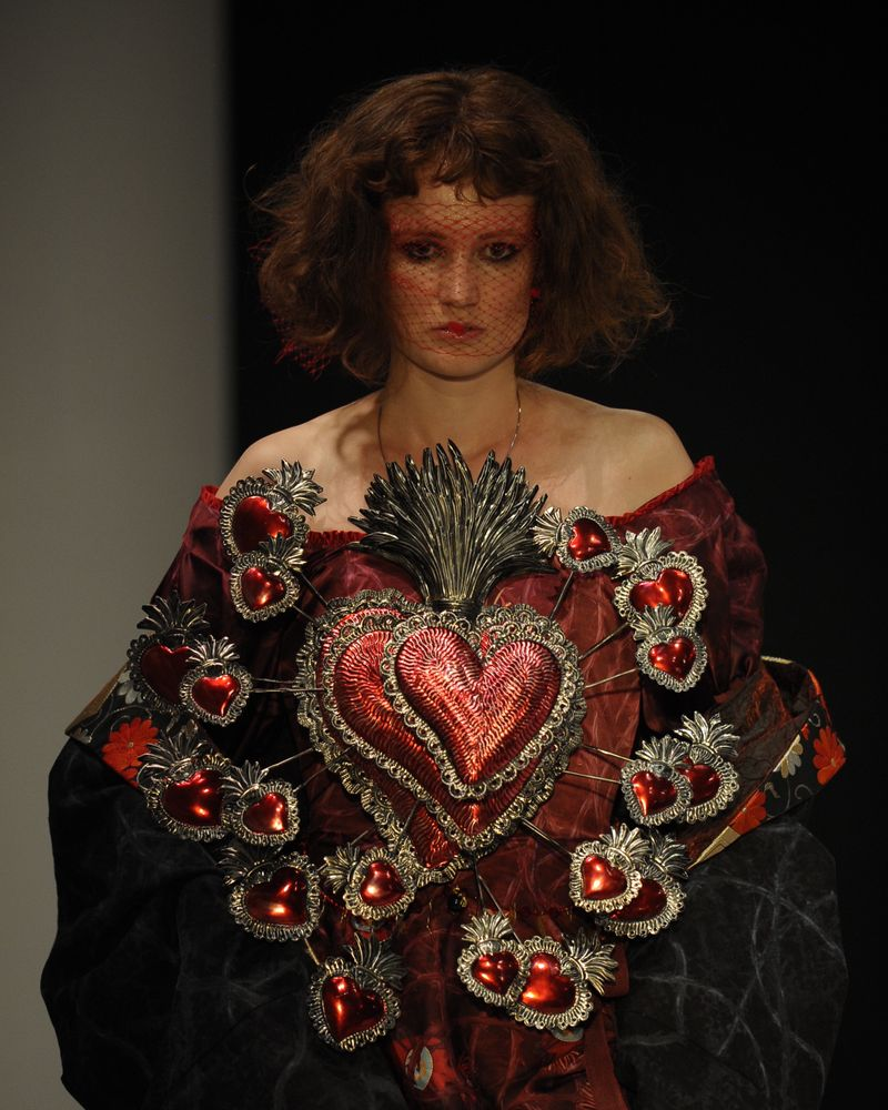R.SERRA Graduate Fashion Show