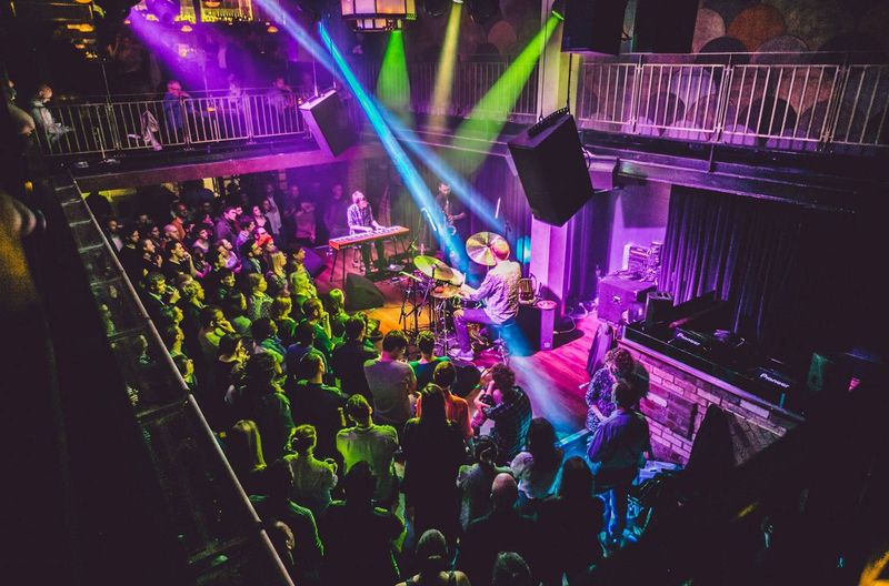 The Jazz Cafe Relaunch
