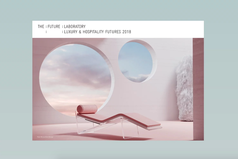 Luxury & Hospitality Futures 2018
