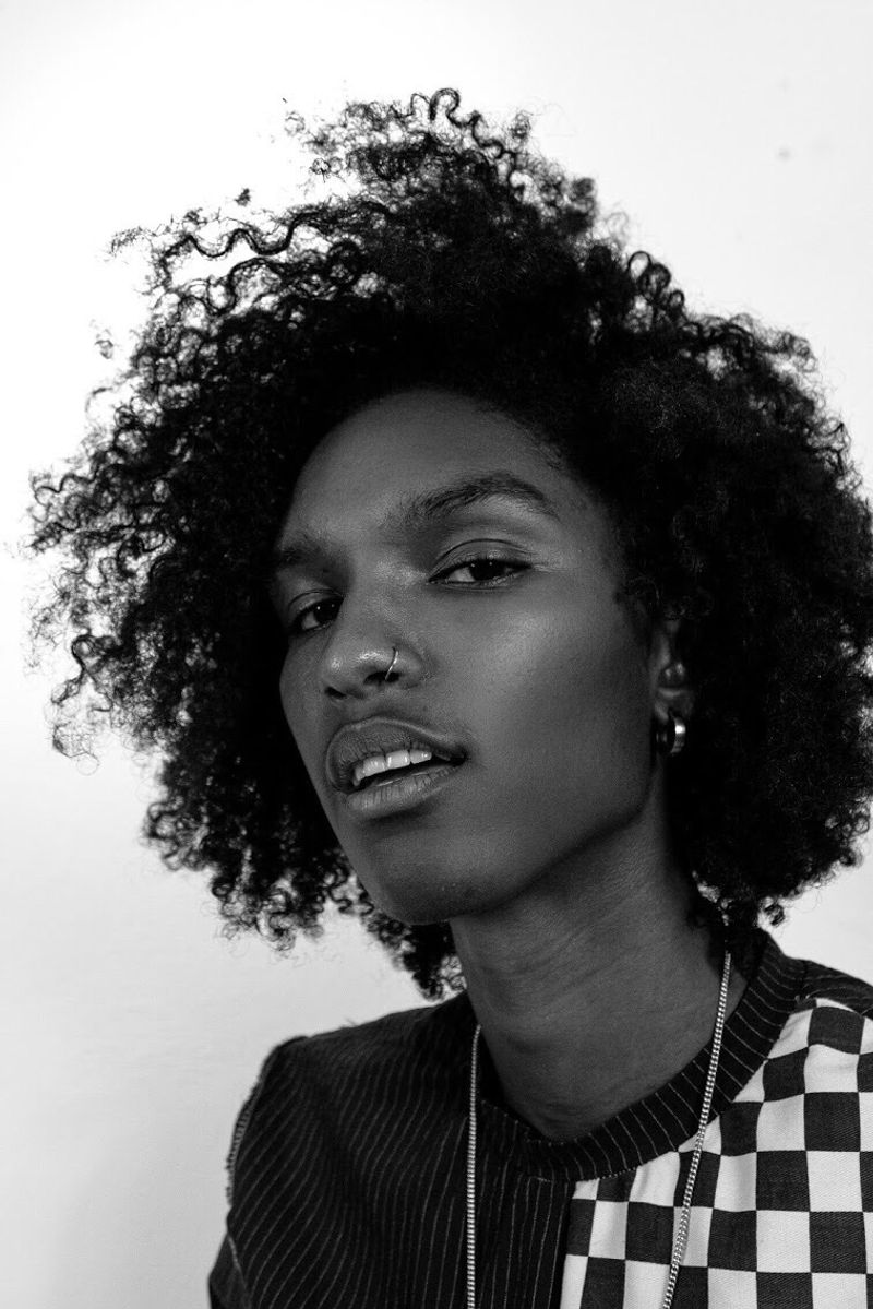 AZ Magazine x The Idea of Beauty: Ari Fitz