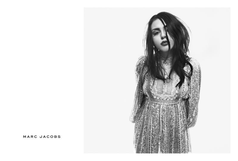 Marc Jacobs creative artwork for templates and guidelines