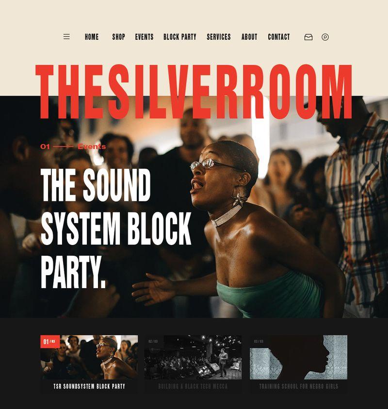 The Silverroom