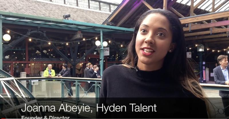 Joanna Abeyie, Hyden Talent