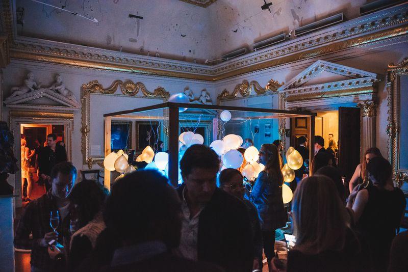 Manhattan Studio Party
