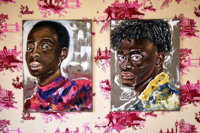 Afro-Portraitism