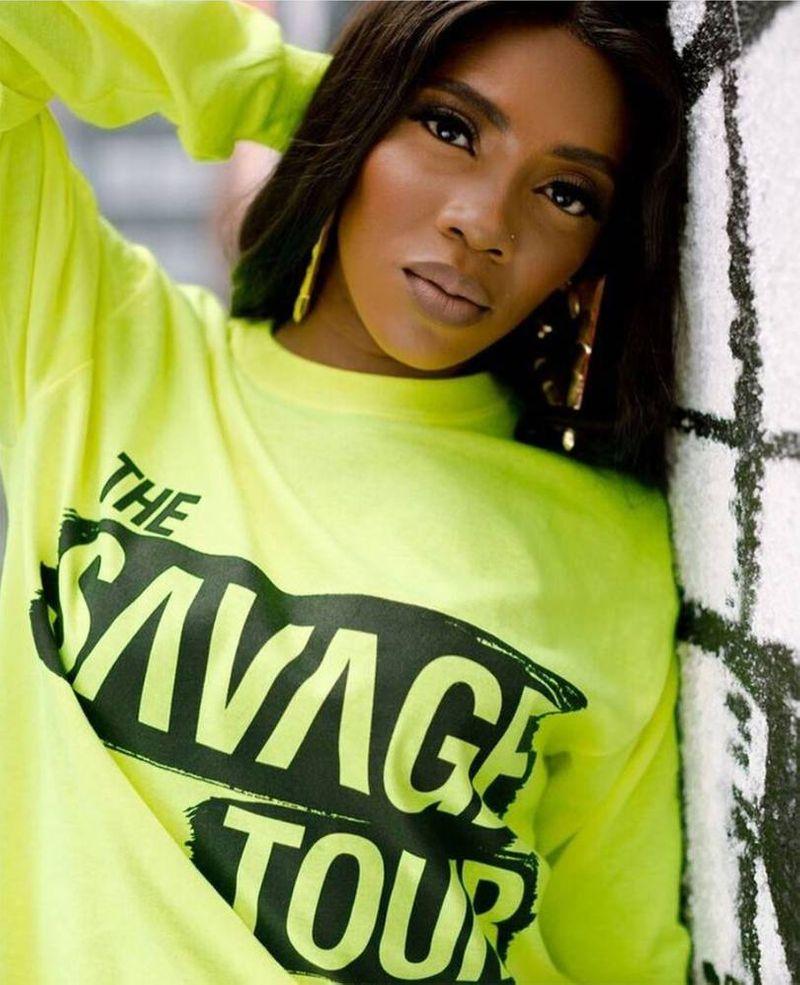 Tiwa Savage On Smashing The Stereotypes Around Afrobeats Music