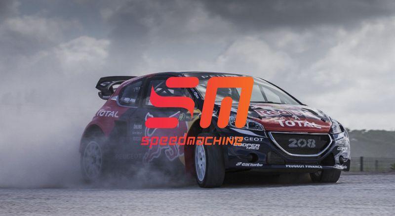 Speedmachine Brand Identity