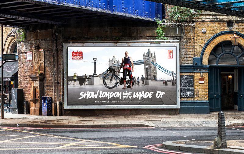 London Triathlon Campaign 2018
