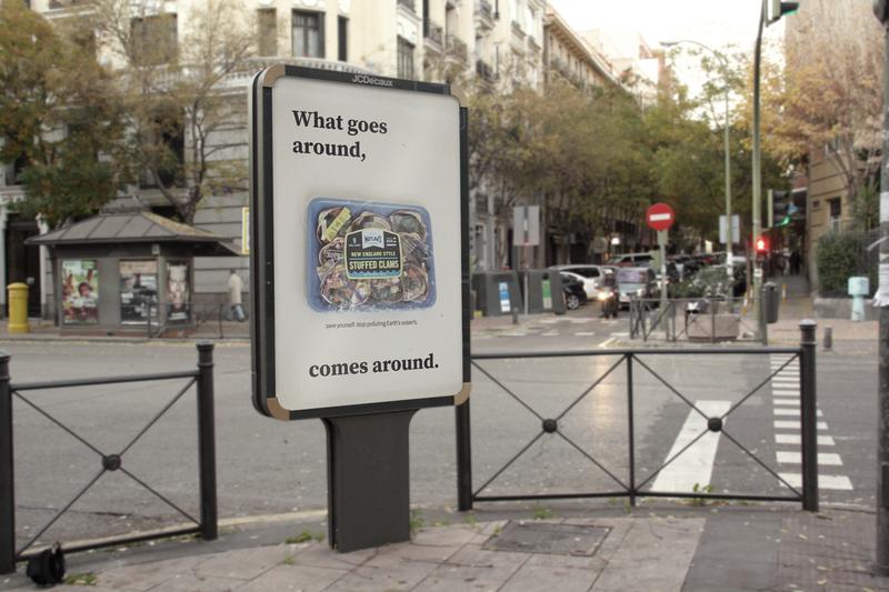 "Surfrider ""What Goes Around, Comes Around"" Ocean Conservation Campaign"