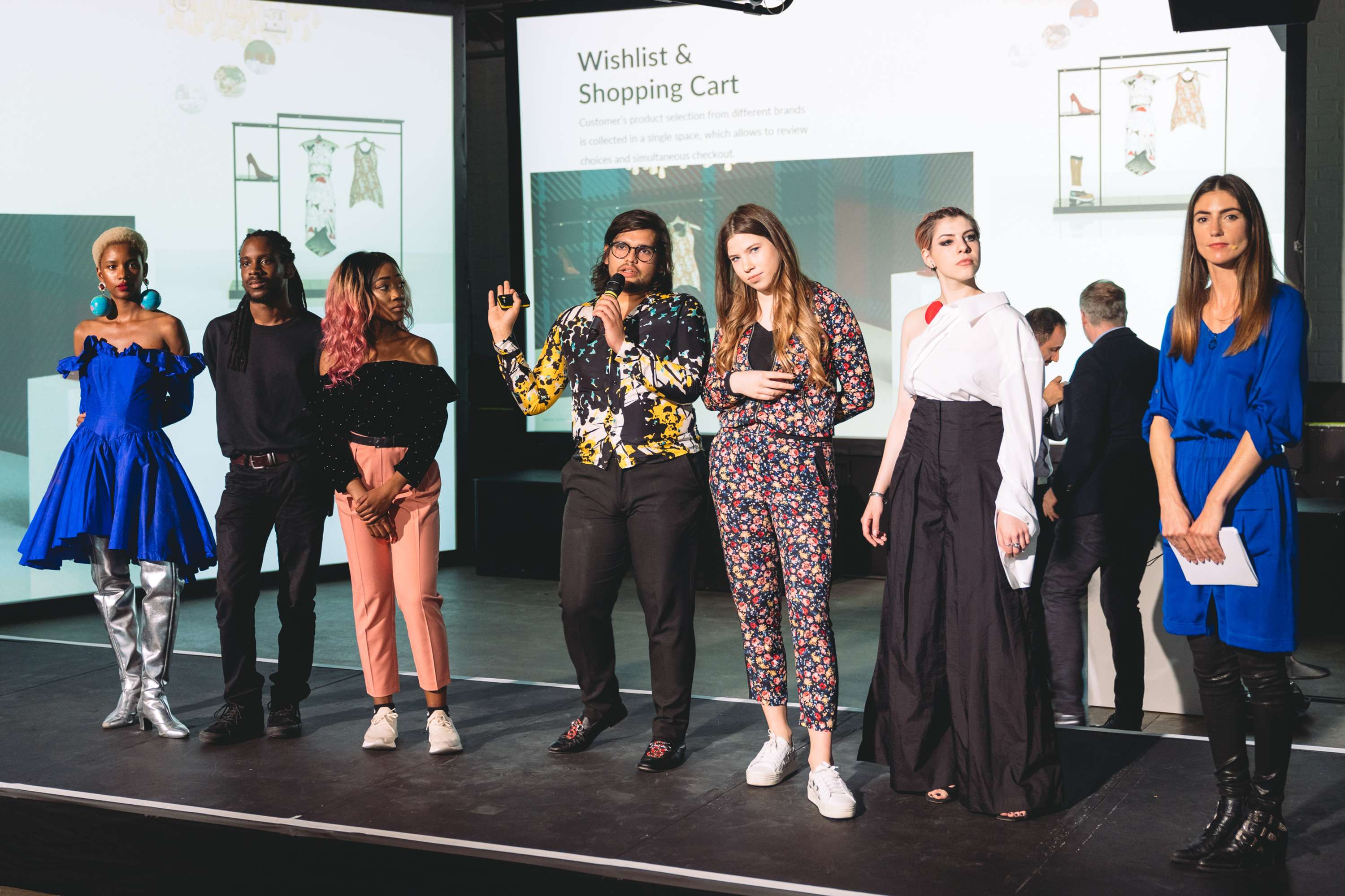 LCF x Microsoft student project: innovations in AR, VR and AI   The Dots