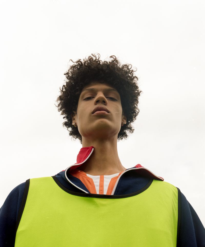 FUCKING YOUNG EDITORIAL /  Willy Chavarria x Hummel SS19 Stylist and Casting