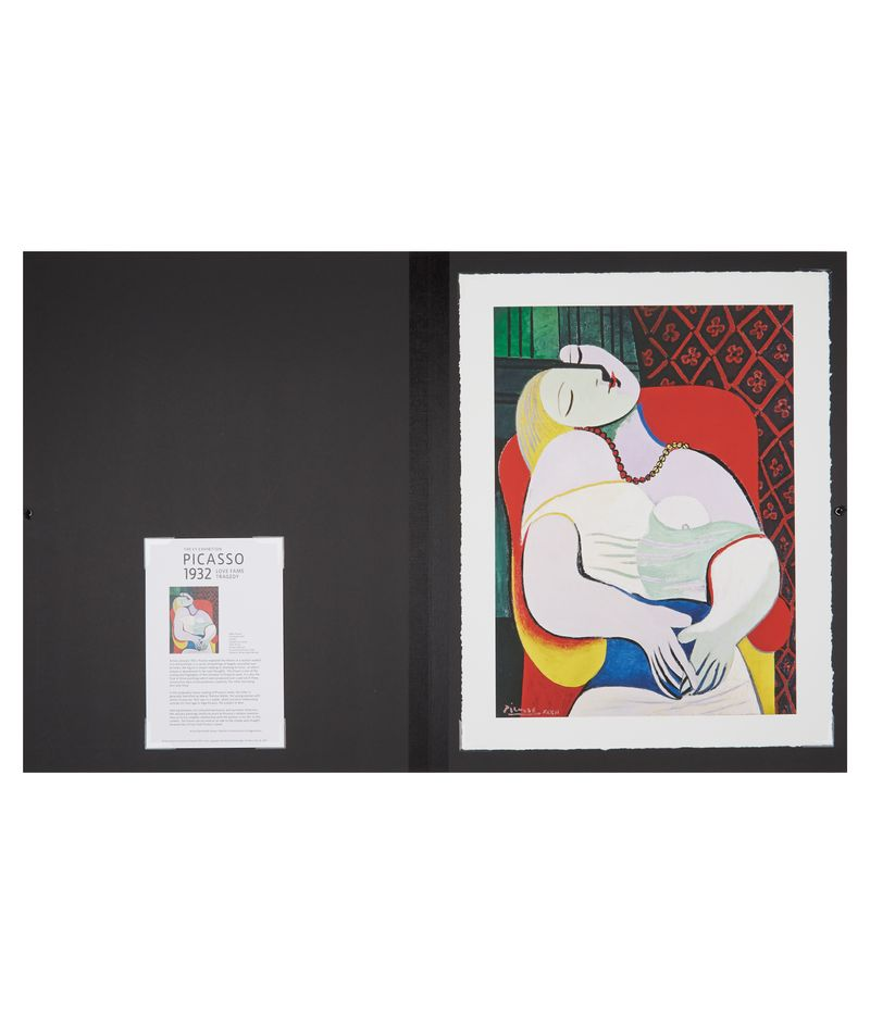 Picasso 1932 - Love, Fame, Tragedy - Print Merchandise