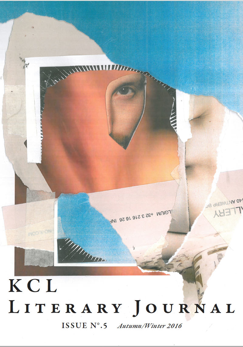 KCL Literary Journal: Issue No. 5 (Autumn/Winter 2016)