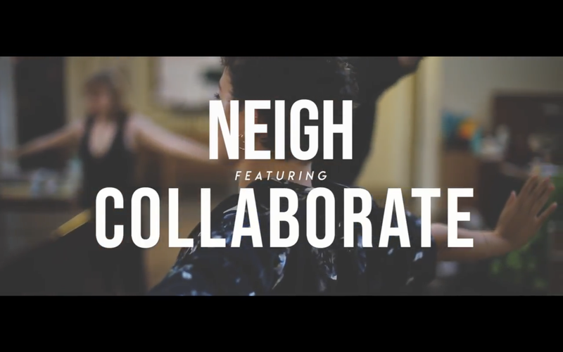 Collaborate feat. Neigh – 'CmeCry' (music video)
