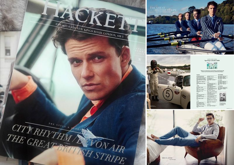 Hackett SS18