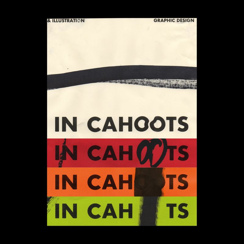 In Cahoots Identity