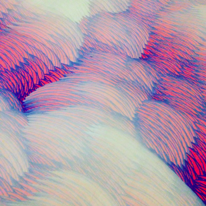 Fit Museum Perlin Noise Print