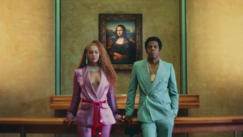 Beyoncé + Jay-Z (The Carters) — APESHIT