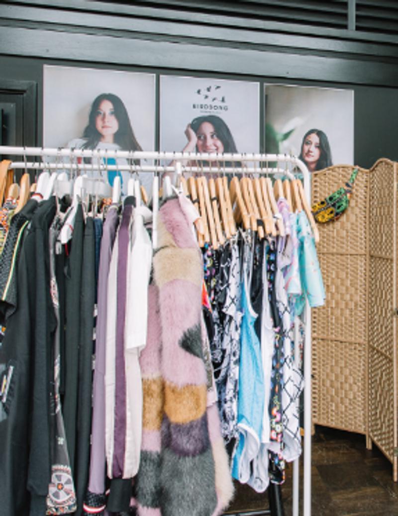 Birdsong's Festive Feminist Concept Store