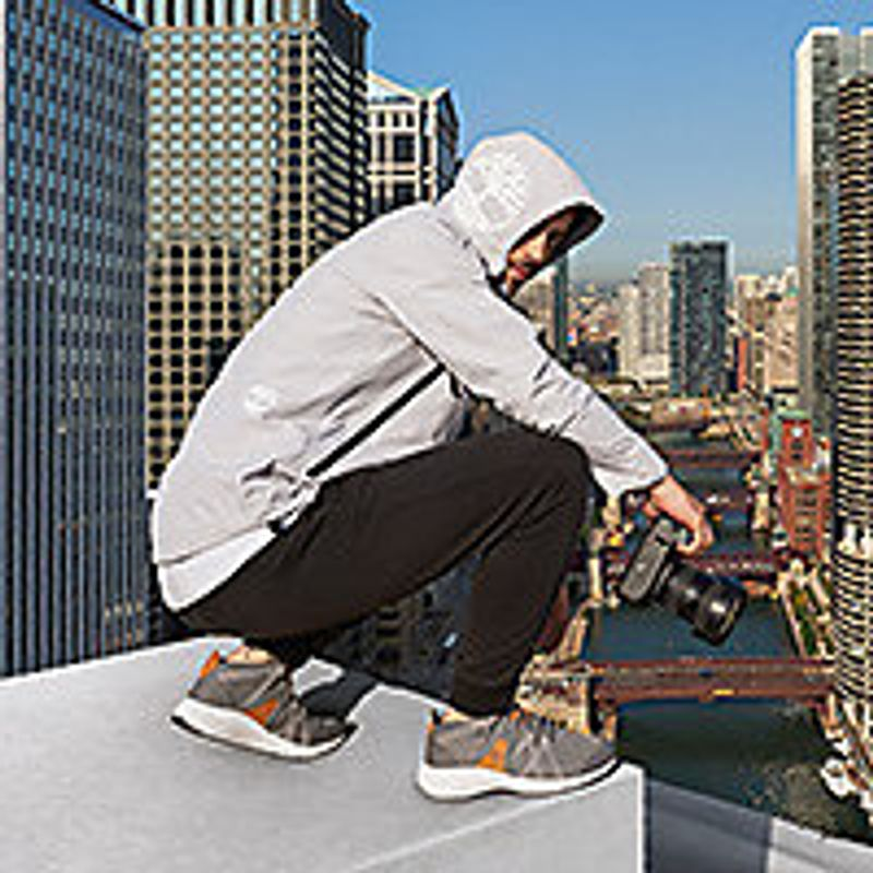 Timberland - Global Flyroam campaign