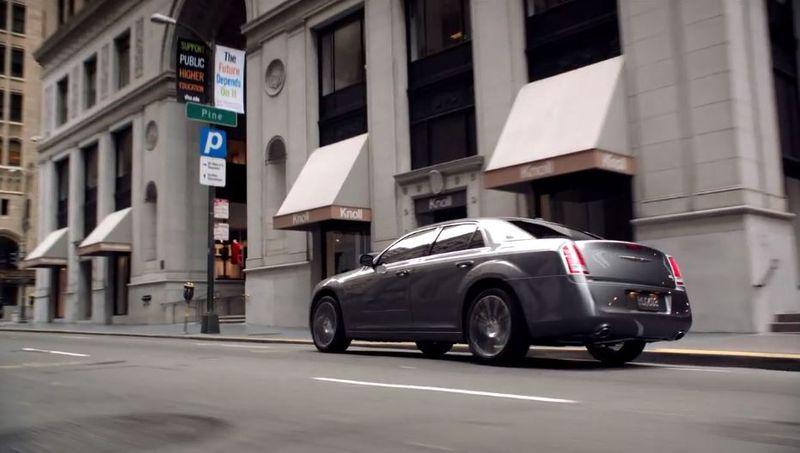 Chrysler 'Presence'