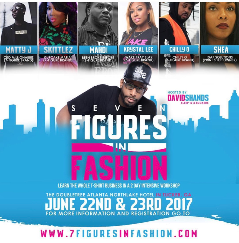 7 Figures in Fashion