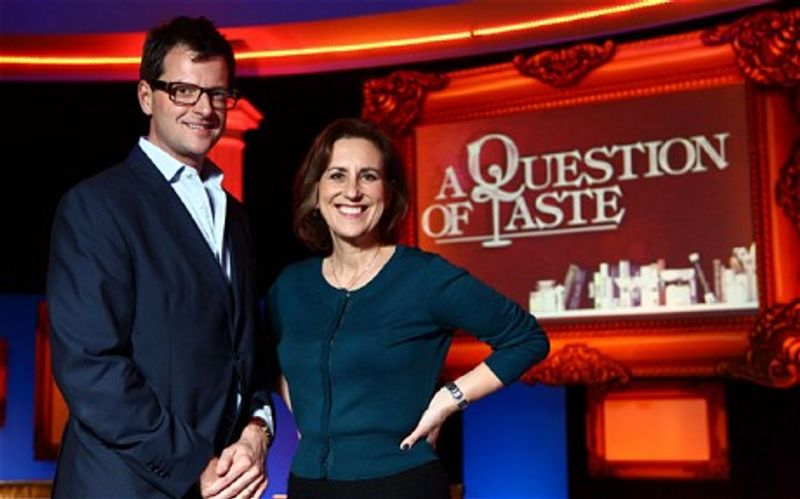 BBC 2 A Question of Taste