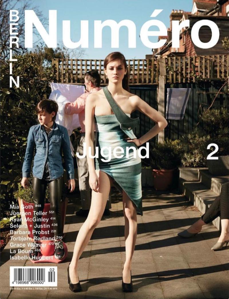 Numero Berlin Cover ss17