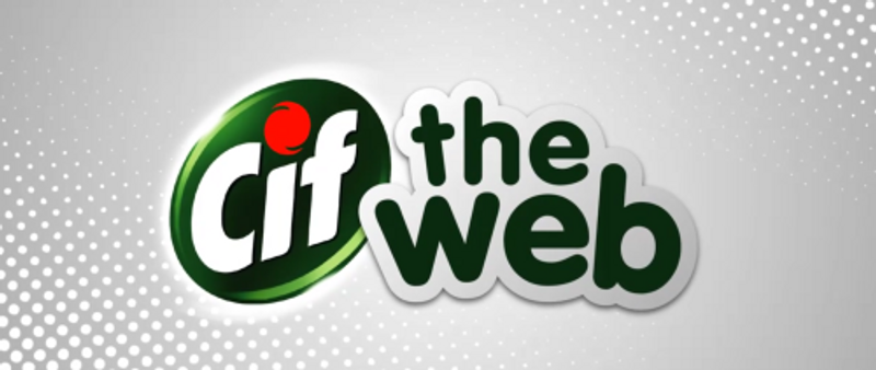 Unilever: Cif The Web
