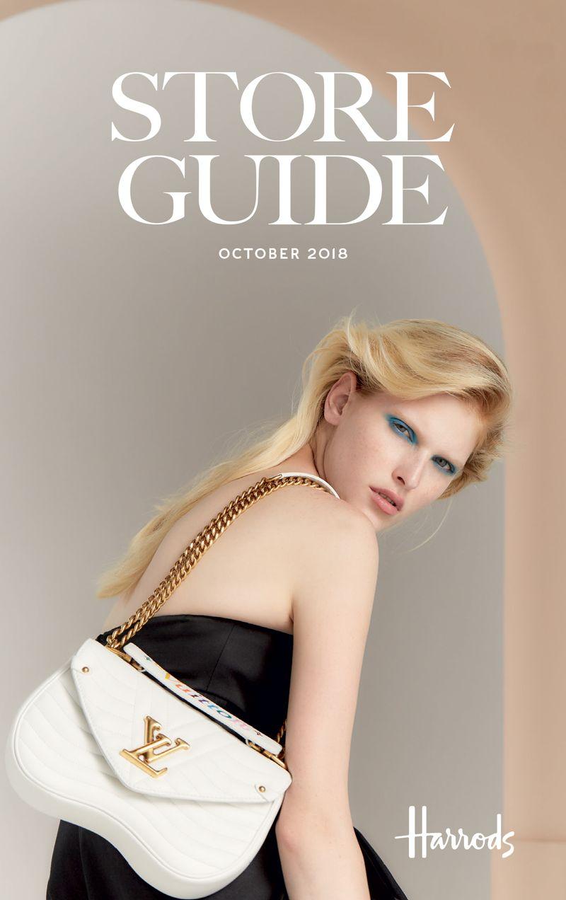 Harrods Store Guide (October 2018)