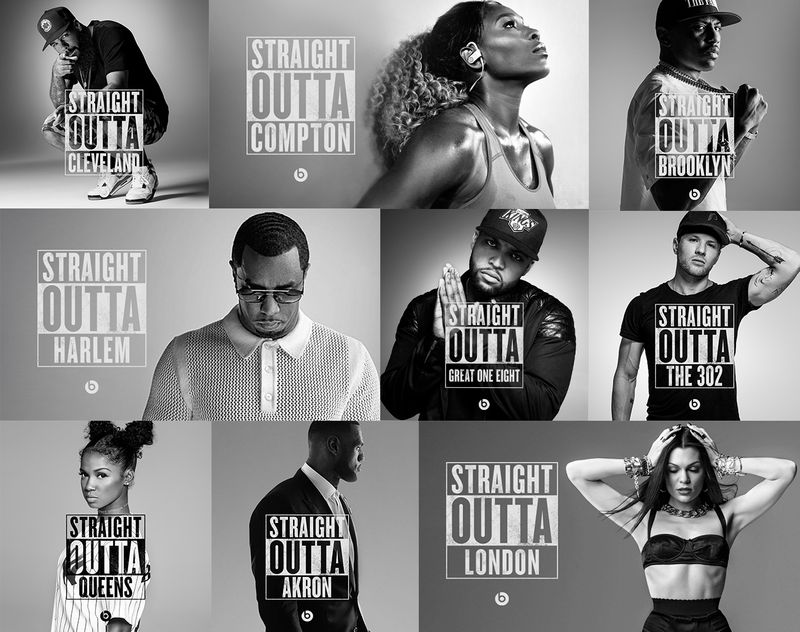 Beats By Dre - Straight Outta Compton