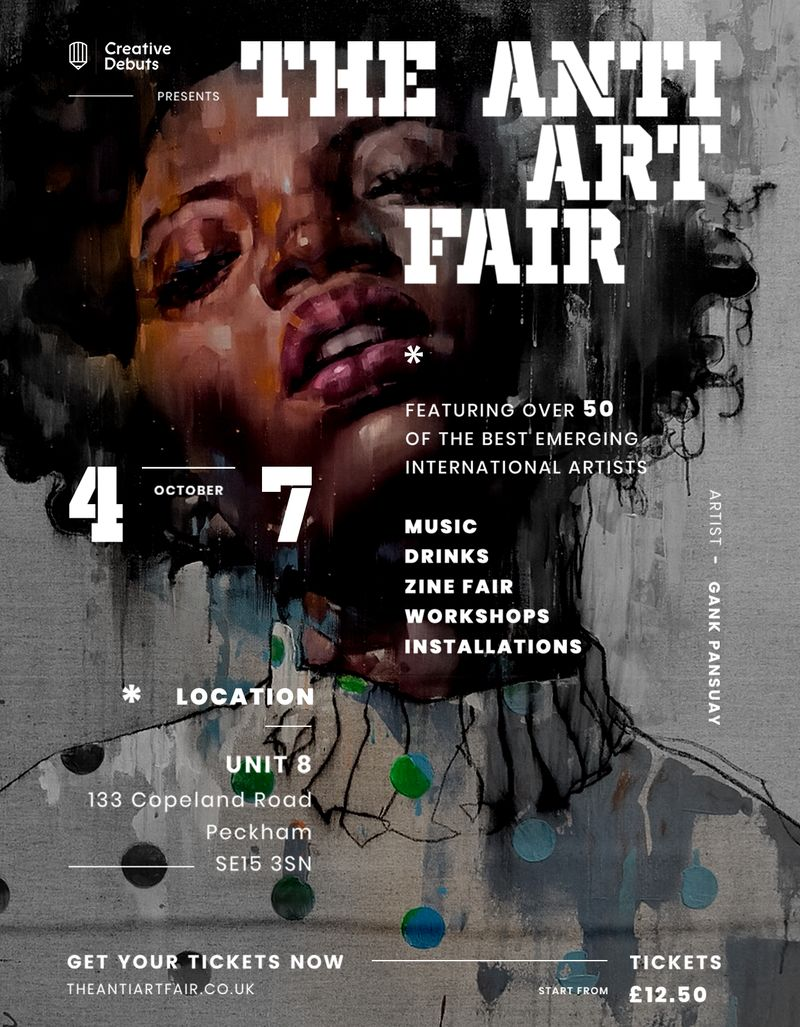 The Anti Art Fair