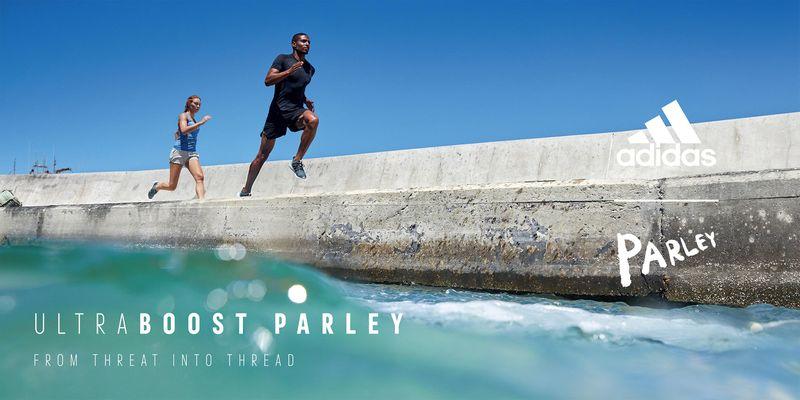 Adidas X Parley