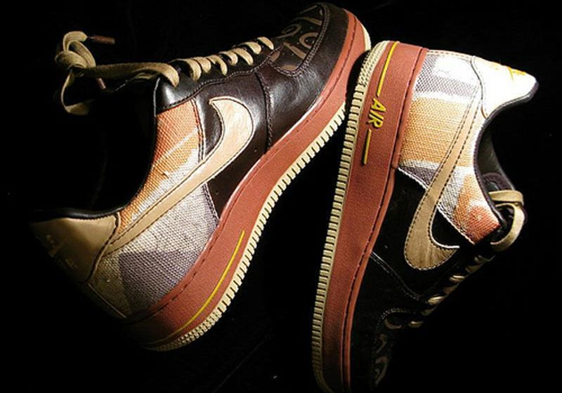Black History Month Air Force 1